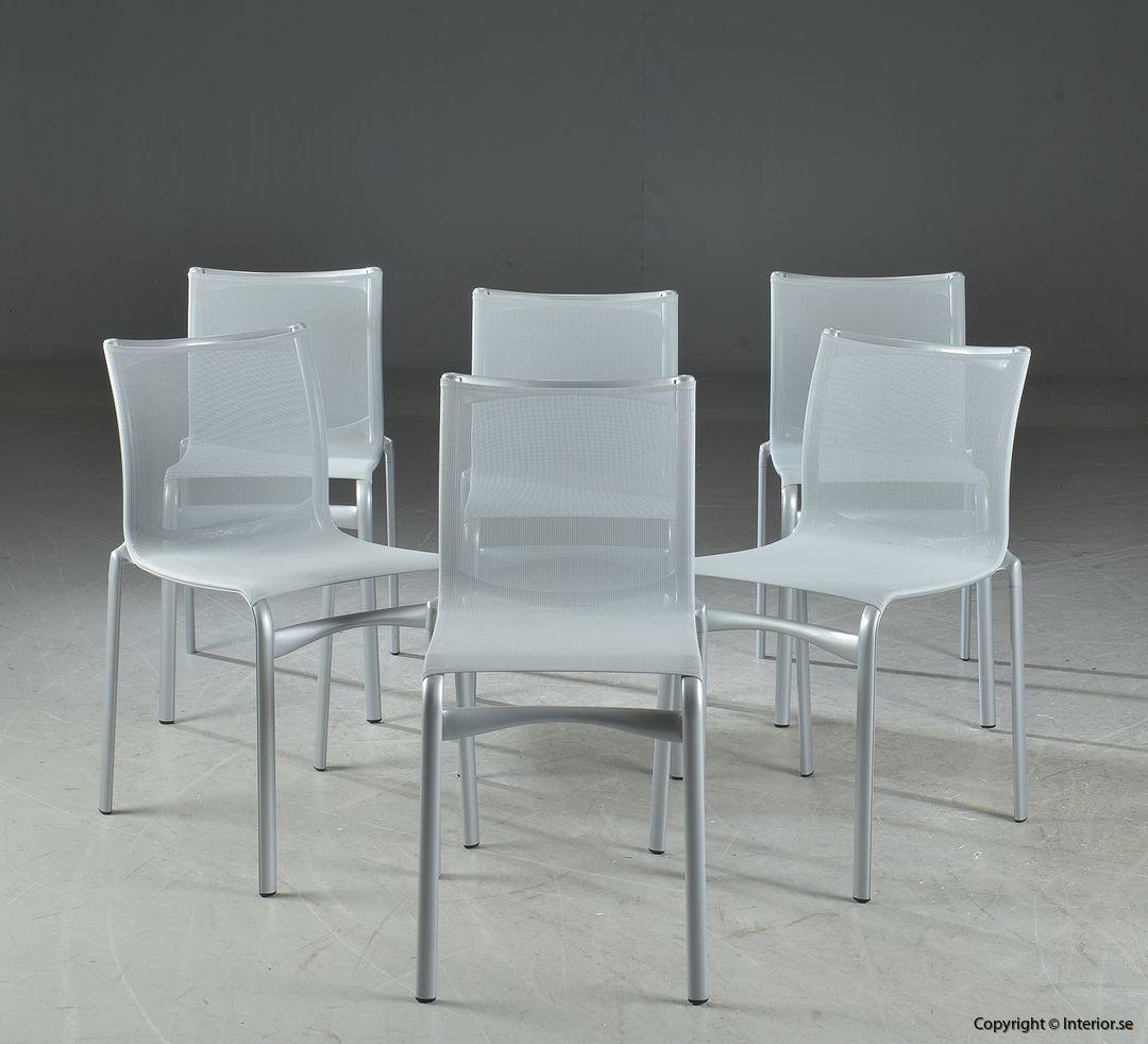 Stolar, Alias 416 High Frame - Hyra designmöbler