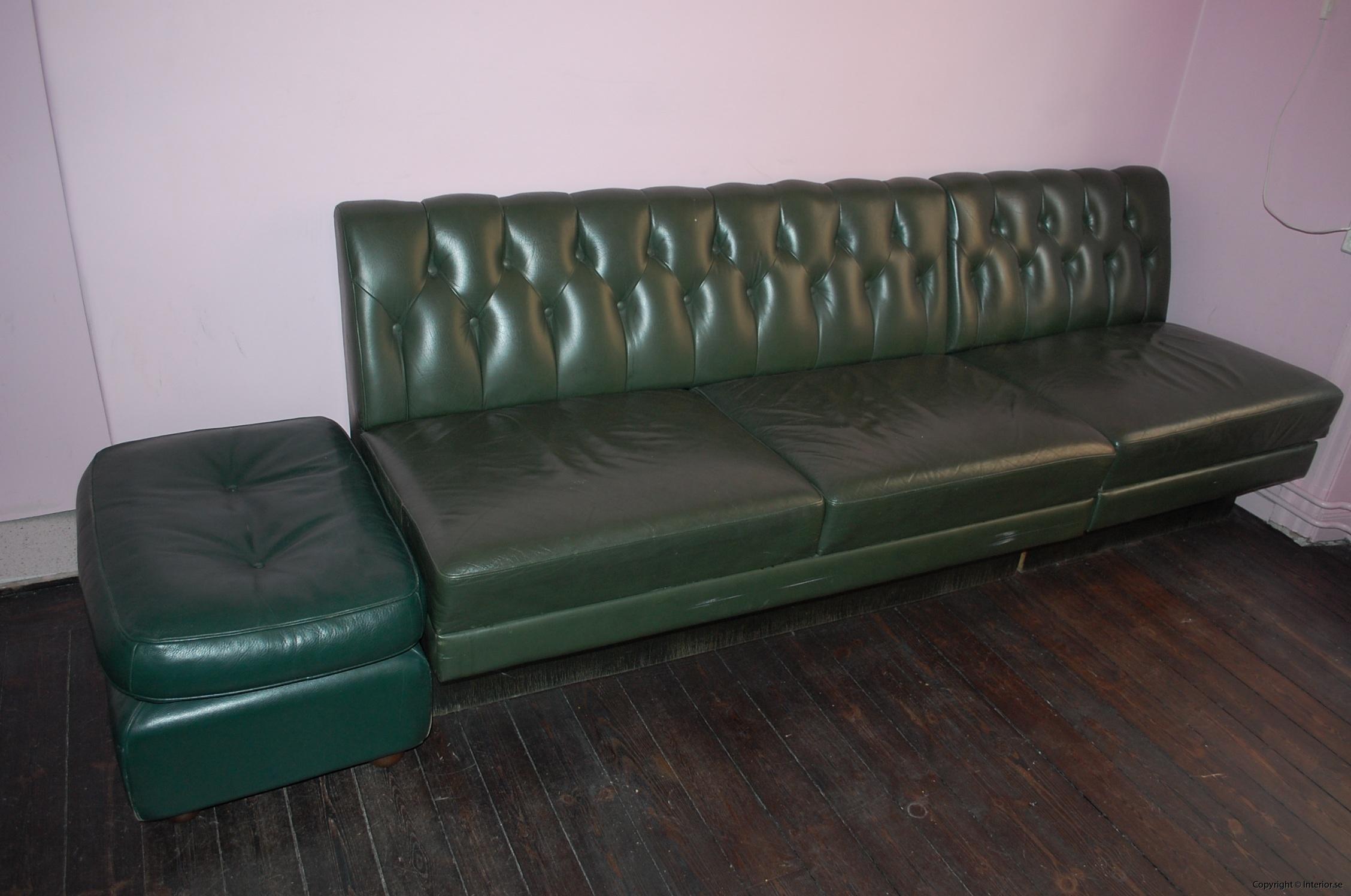 Vintage soffa, Vilax från  Royal Viking - 2 delar (2)