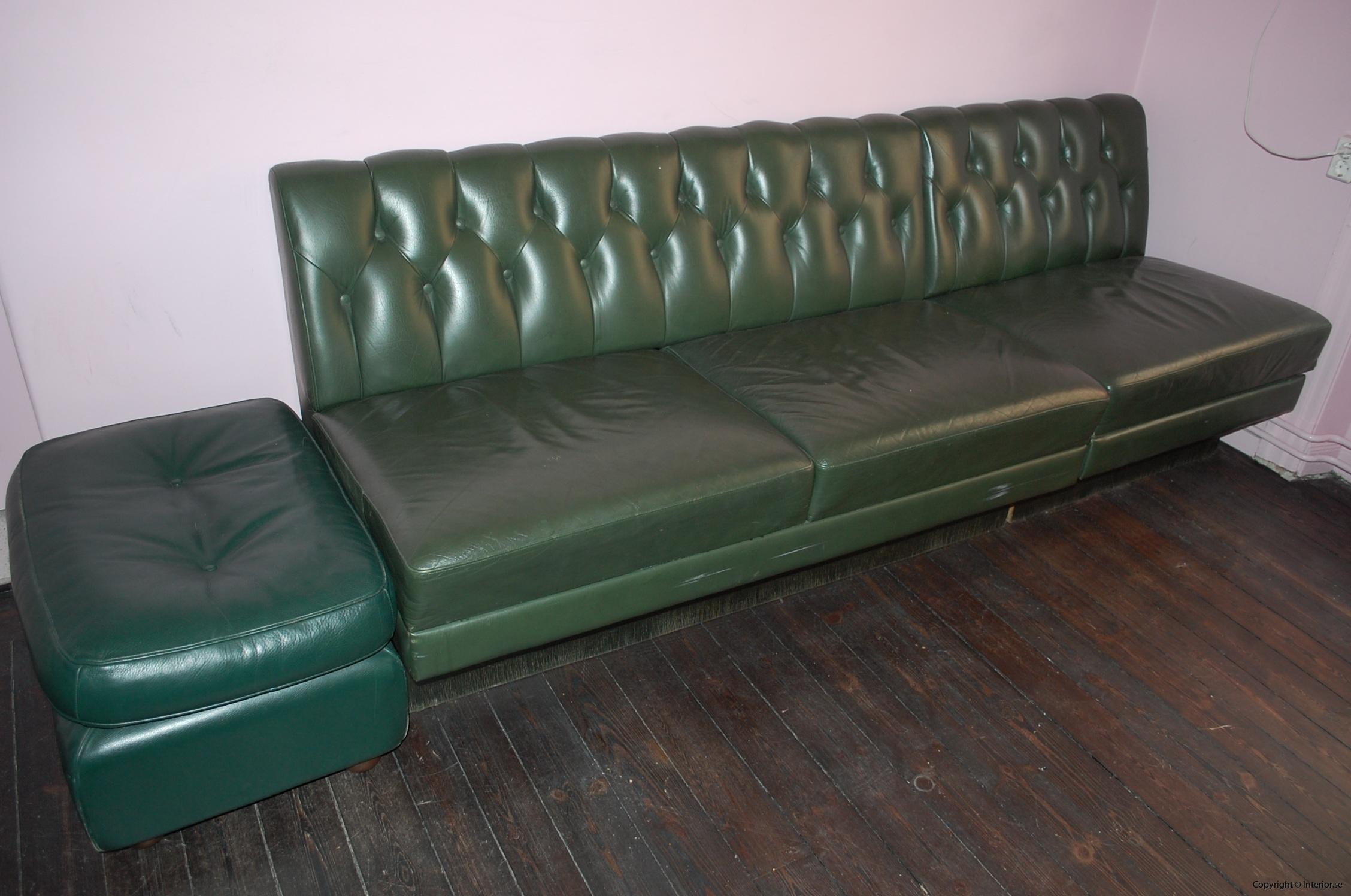 Vintage soffa, Vilax från  Royal Viking - 2 delar