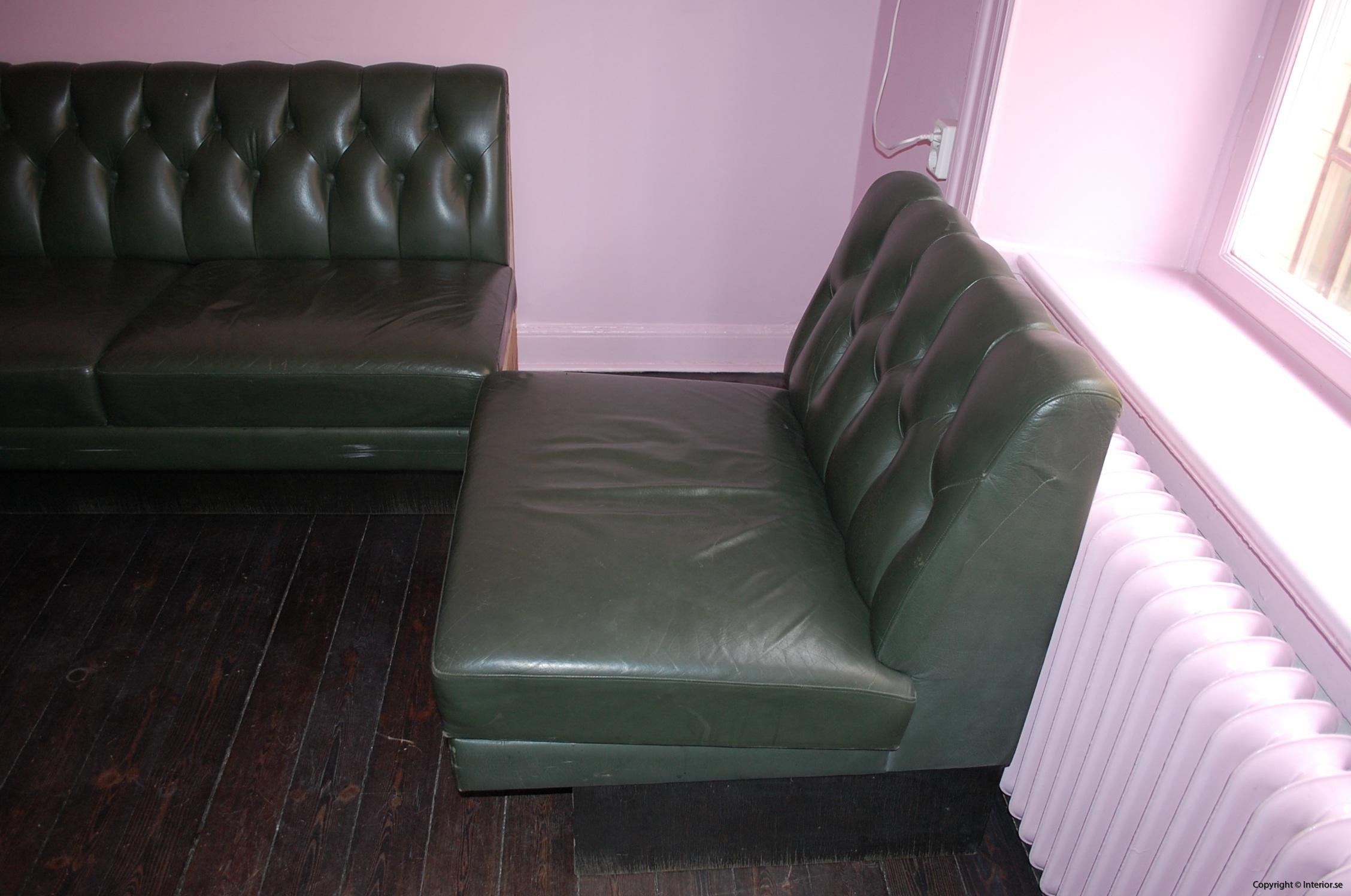 Vintage soffa, Vilax från  Royal Viking - 2 delar (3)