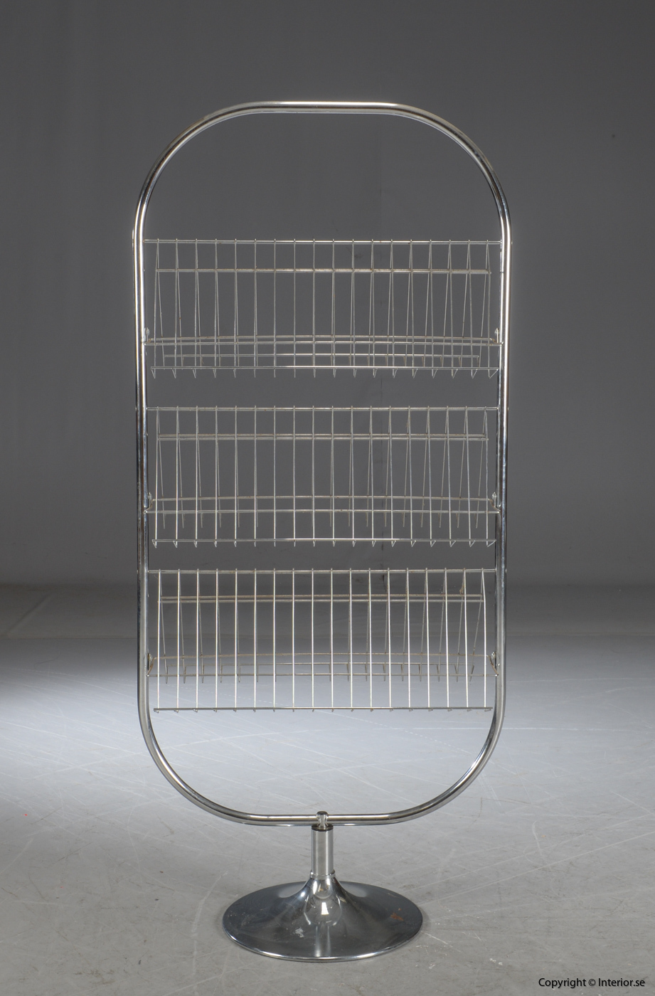 fritz hansen verner panton vp rack news stand design furniture designmöbler 2