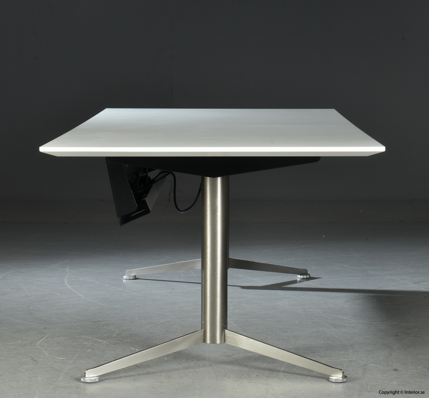 Höj- & sänkbart konferensbord, Paustian Spinal Table SP37 - Paul Leroy 4