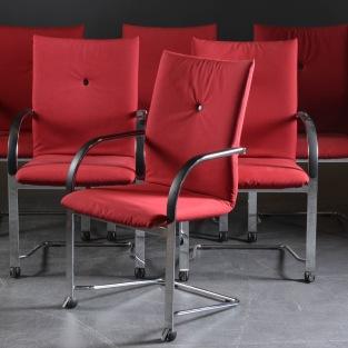 Stolar, Fritz Hansen SPIN   Hyr designmöbler