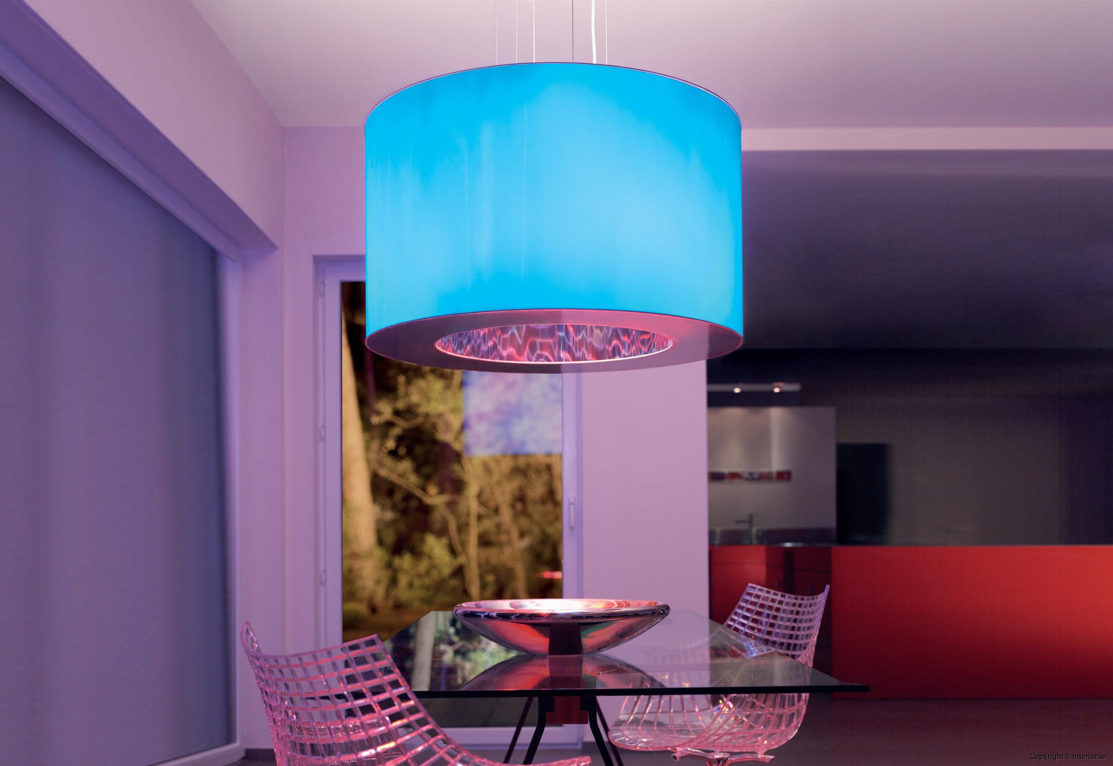 Pendel suspended lamp, Artemide Tian Xia 80 cm - Carlotta de Bevilacqua 2