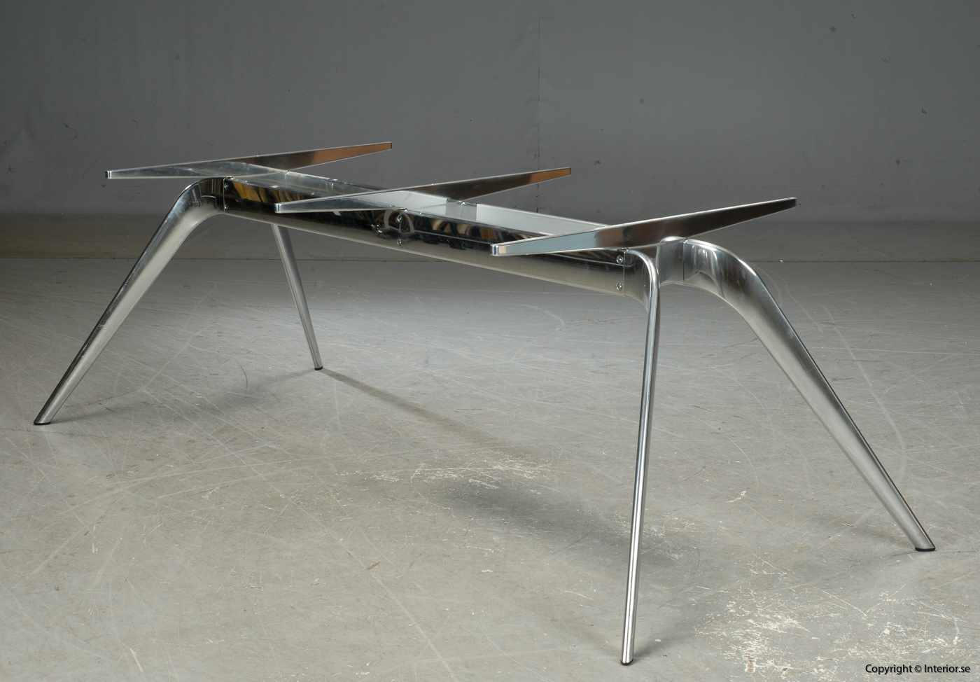 Konferensbord Matbord, Fritz Hansen Model T-N - Todd Bracher 6