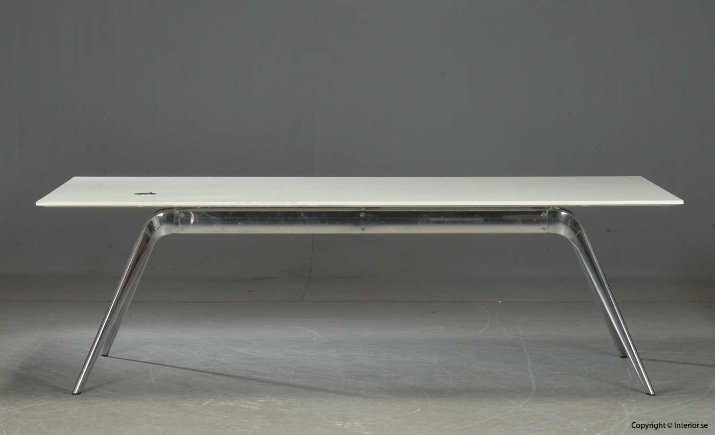 Konferensbord Matbord, Fritz Hansen Model T-N - Todd Bracher 2