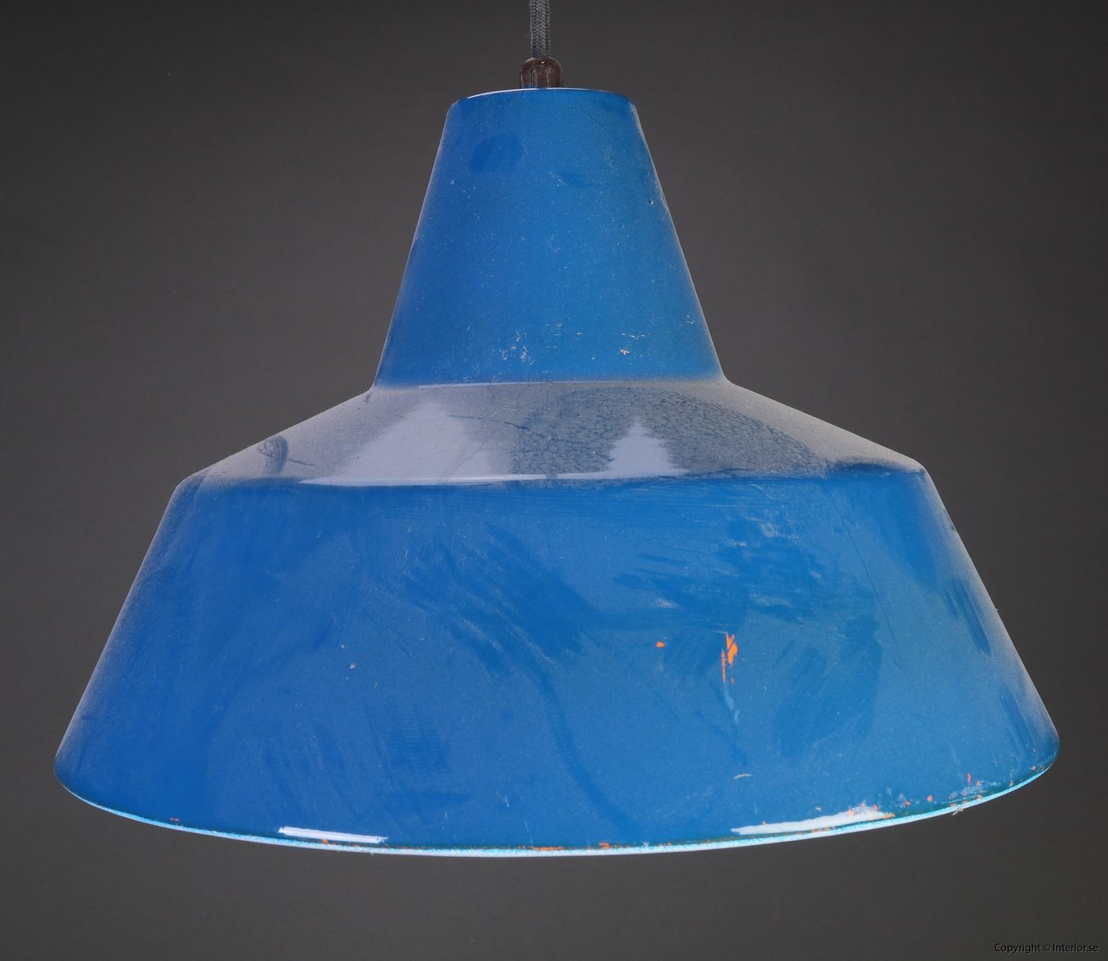 Louis Poulsen Industri lampor - Blå Industri industry design 4