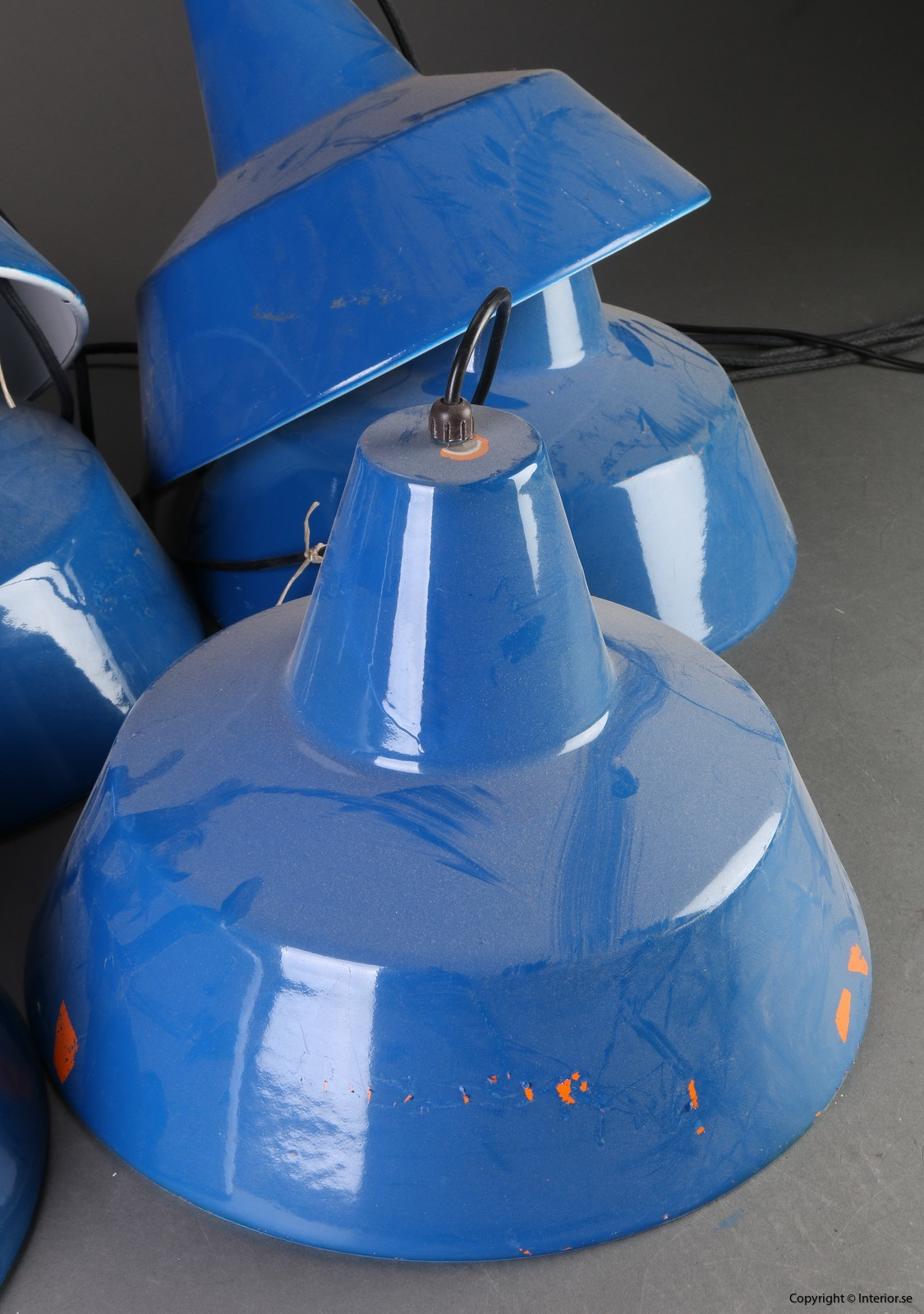 Louis Poulsen Industri lampor - Blå Industri industry design 2