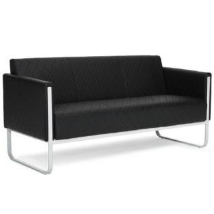 Soffa, 3-sits Black Ops