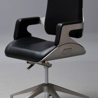 Stol, Interstuhl Silver 262S   Hyra designmöbler