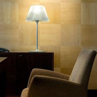 Bordslampor, FLOS Romeo Moon T1   Hyra designmöbler