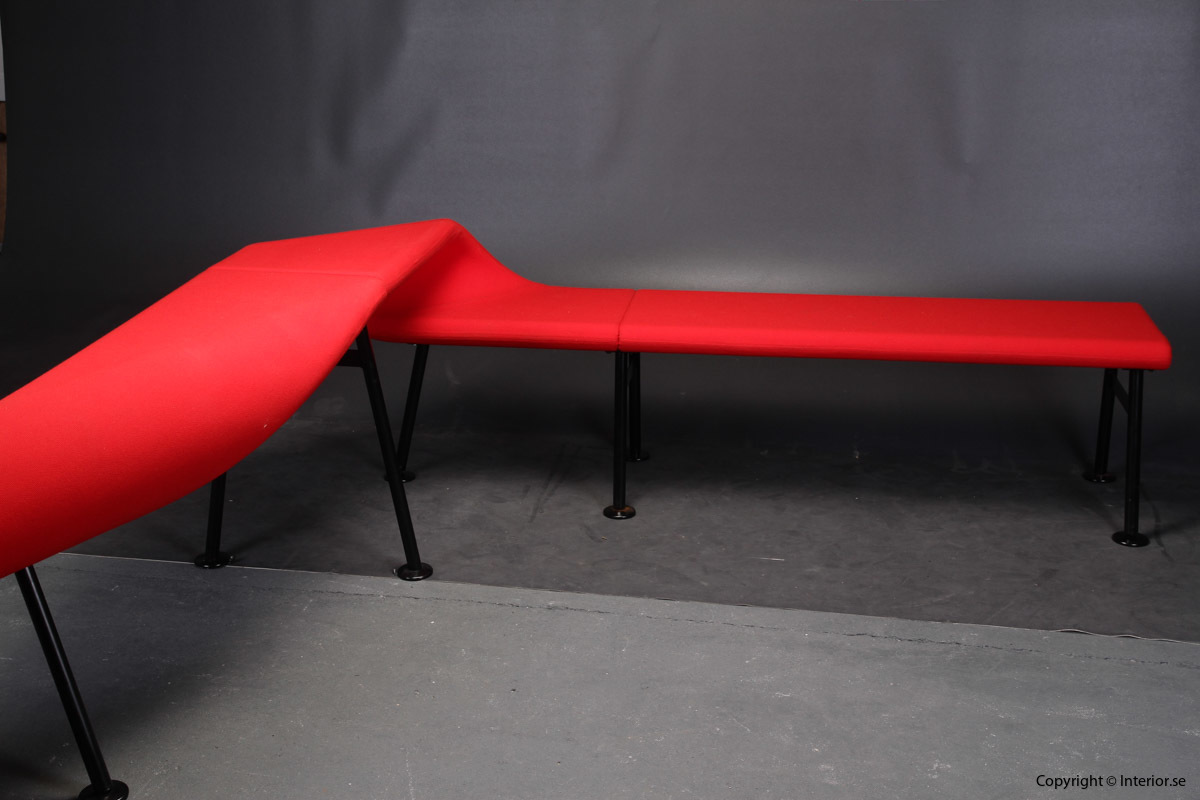 Modulsoffa module sofa modulsofa, RBM Flip and Fold -  Bare Møbler 3