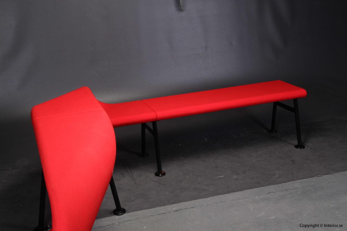 Modulsoffa module sofa modulsofa, RBM Flip and Fold -  Bare Møbler4