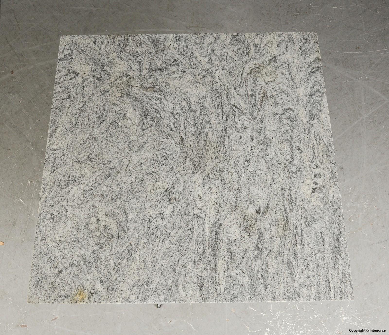 Vintage soffbord coffee table marble med marmor skiva - Arne Jacobsen 2