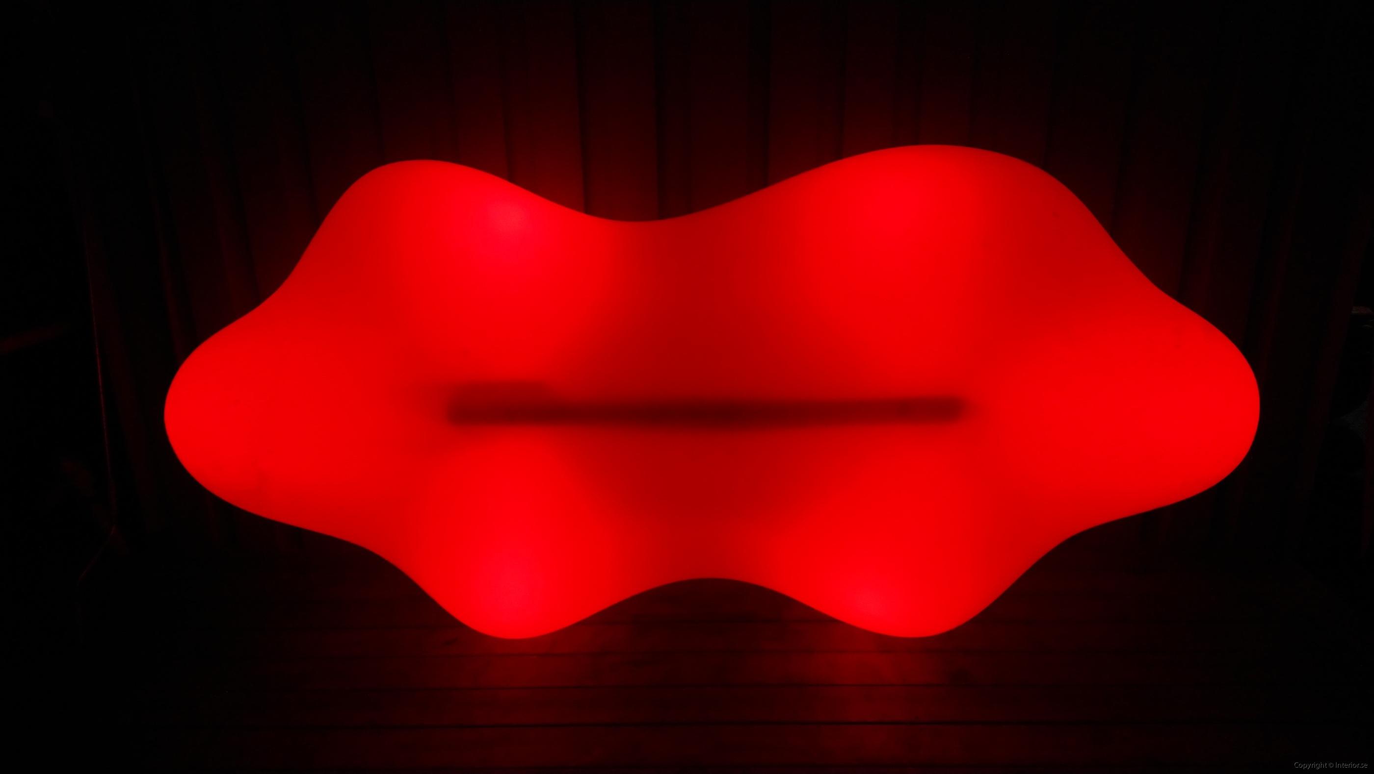 Hyr Vondom Lava Bench RGB LED möbler - Karim Rashid hyra ledmöbler hyr möbler event stockholm billigt design led (5)