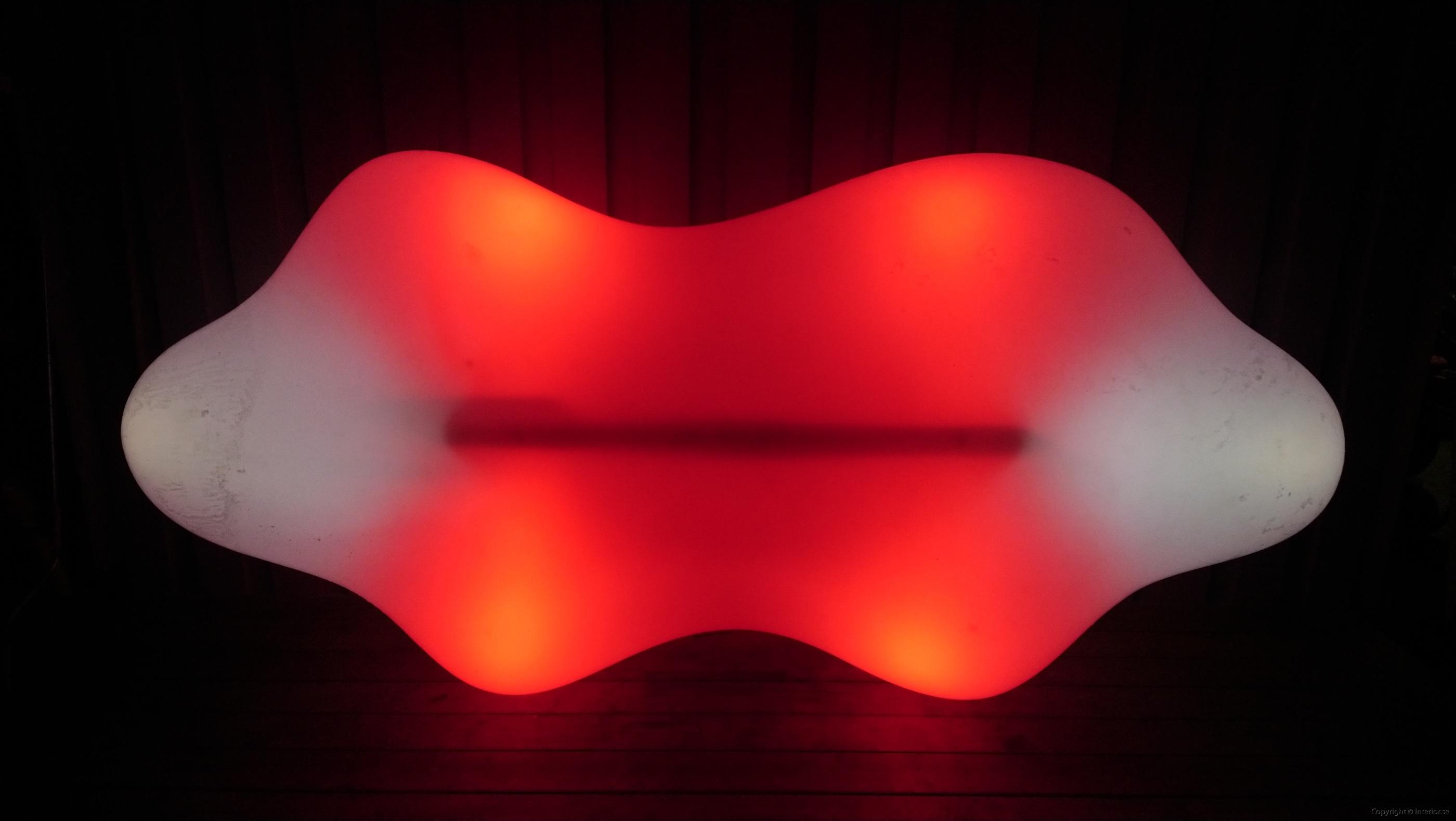 Hyr Vondom Lava Bench RGB LED möbler - Karim Rashid hyra ledmöbler hyr möbler event stockholm billigt design led (9)