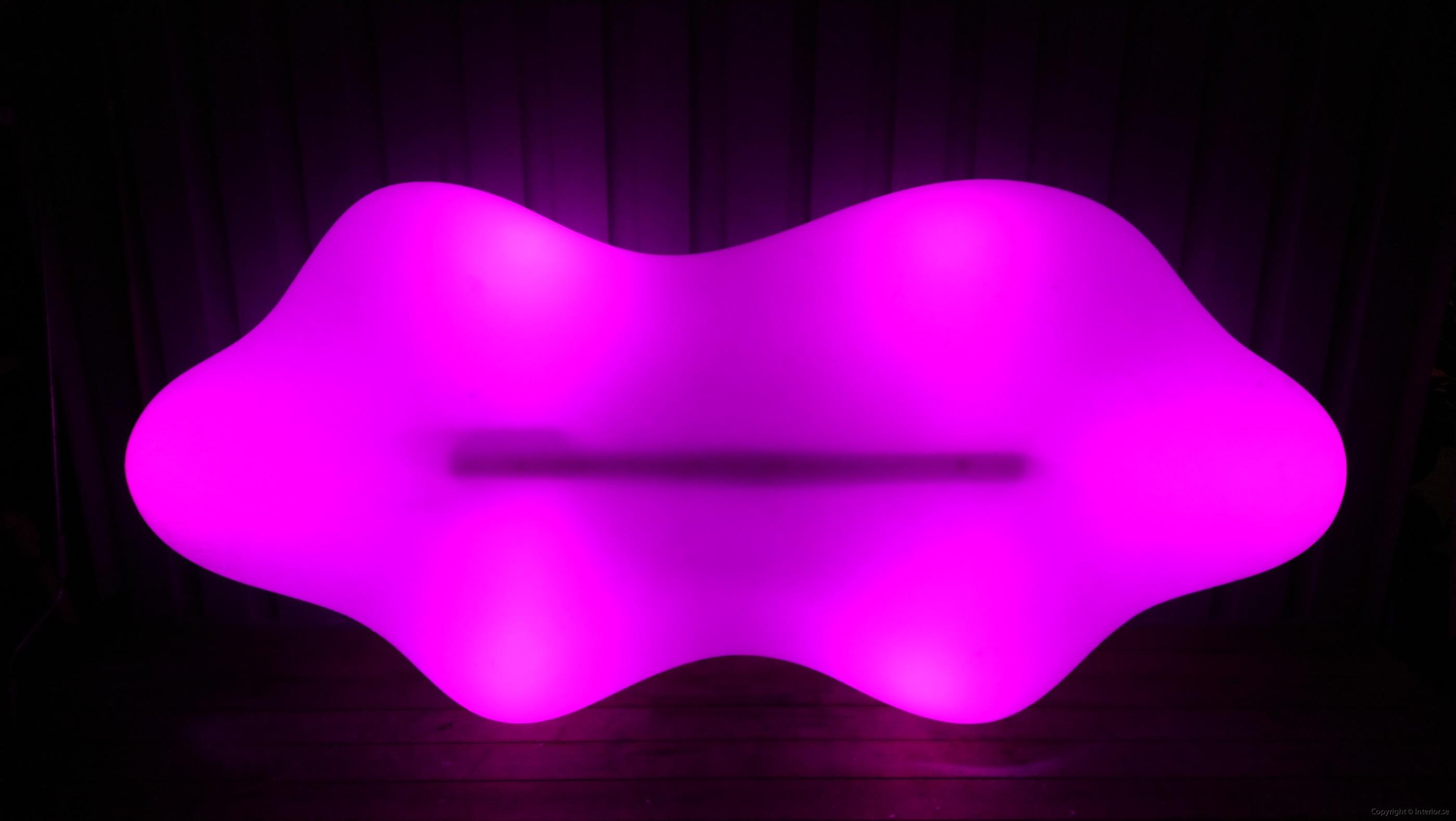 Hyr Vondom Lava Bench RGB LED möbler - Karim Rashid hyra ledmöbler hyr möbler event stockholm billigt design led (12)
