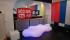 Hyr Vondom Lava Bench RGB LED möbler - Karim Rashid