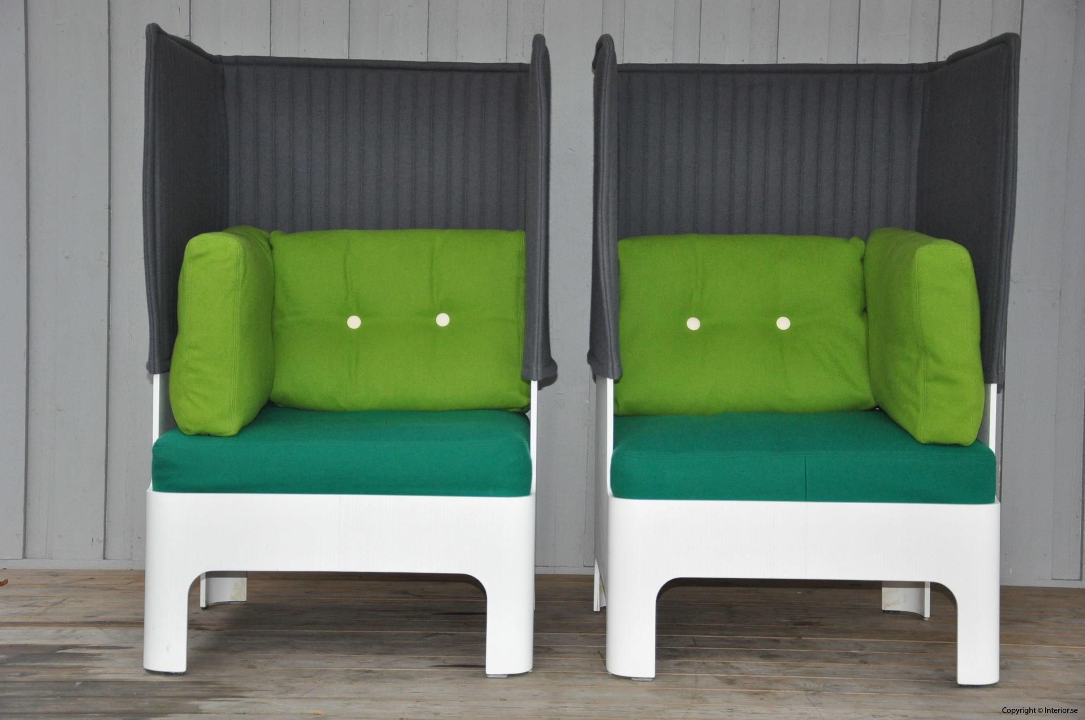 Fåtöljer armchair sessel Blå Station Koja High - Fredrik Mattson (5)