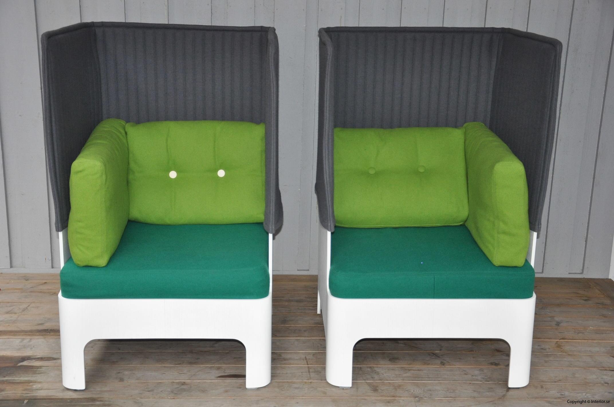 Fåtöljer armchair sessel Blå Station Koja High - Fredrik Mattson (6)