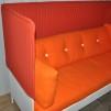 Soffa med hög rygg, Blå Station Hotel