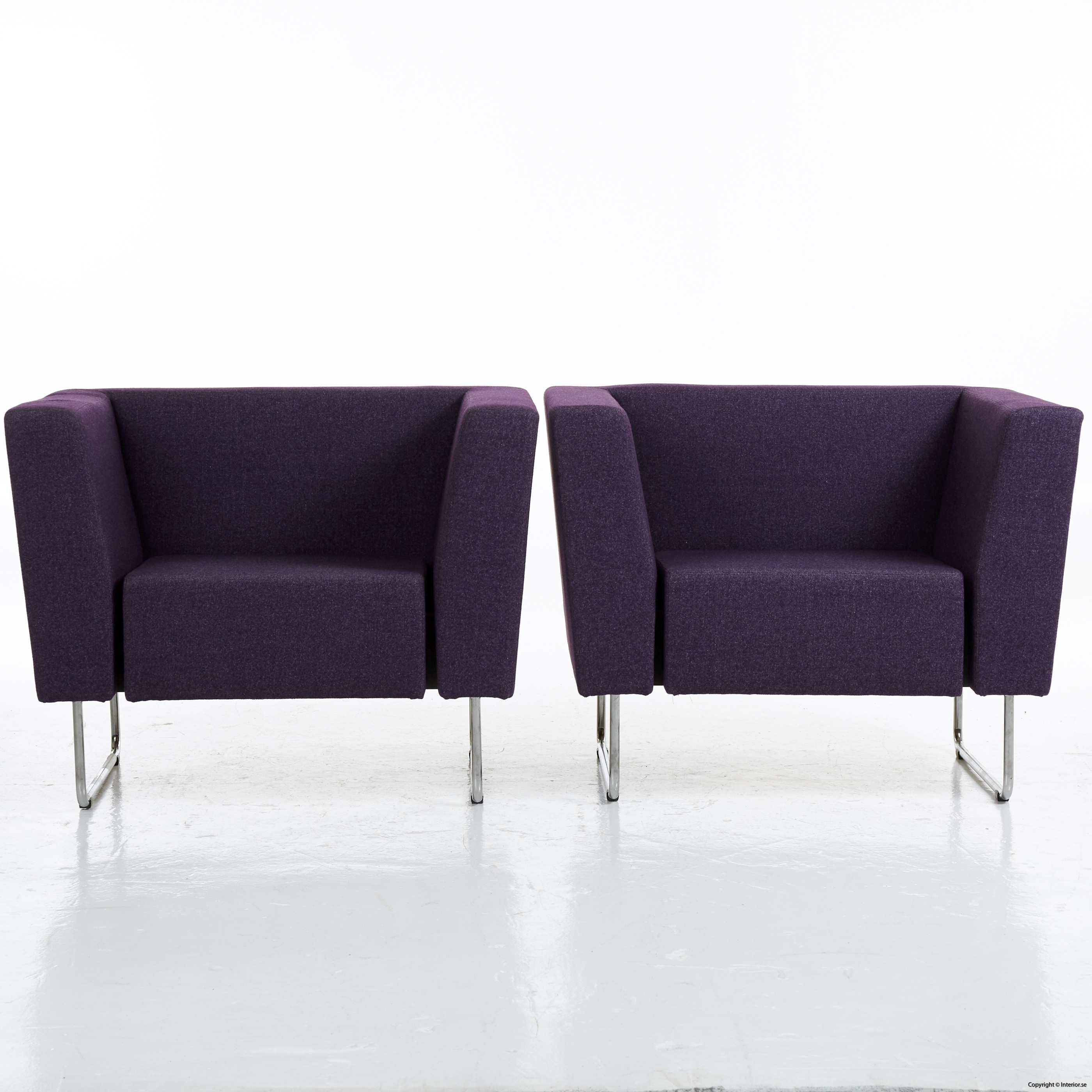 Fåtöljer, Swedese Gap Lounge begagnade designmöbler stockholm sverige 2