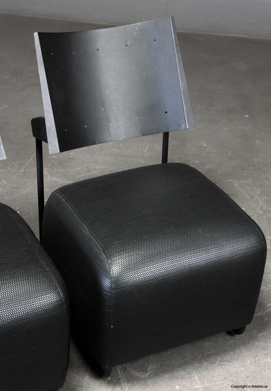 italian lounge armchairs loungechairs begagnade designmöbler 4