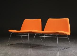 Fåtölj, Paustian Spinal 80 - Orange