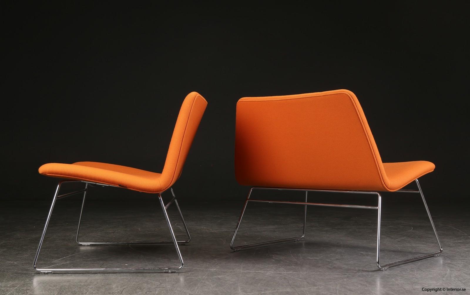 Fåtöljer, Paustian Spinal 80 - Paul Leroy armchair sessel 4