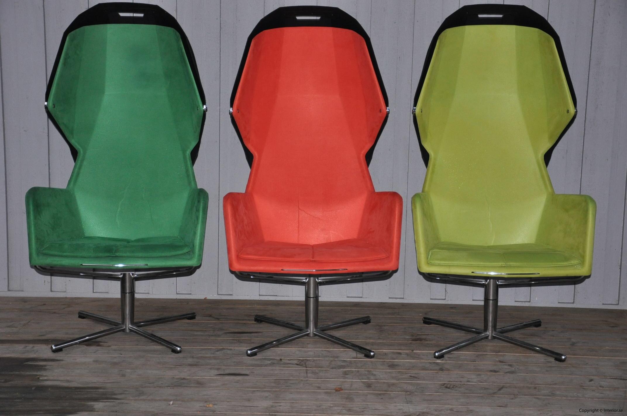 Fåtöljer sessel armchair Blå Station Peekaboo - Flera Färger - Stefan Borselius
