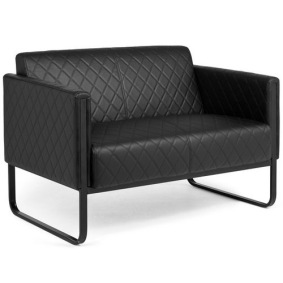 Soffa, 2-sits Black OpsX