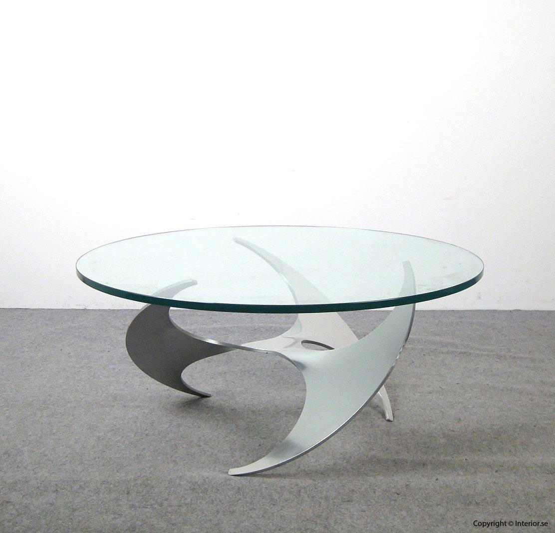 Soffbord coffee table couchtisch, Ronald Schmitt Propeller - Knut Hesterberg 2