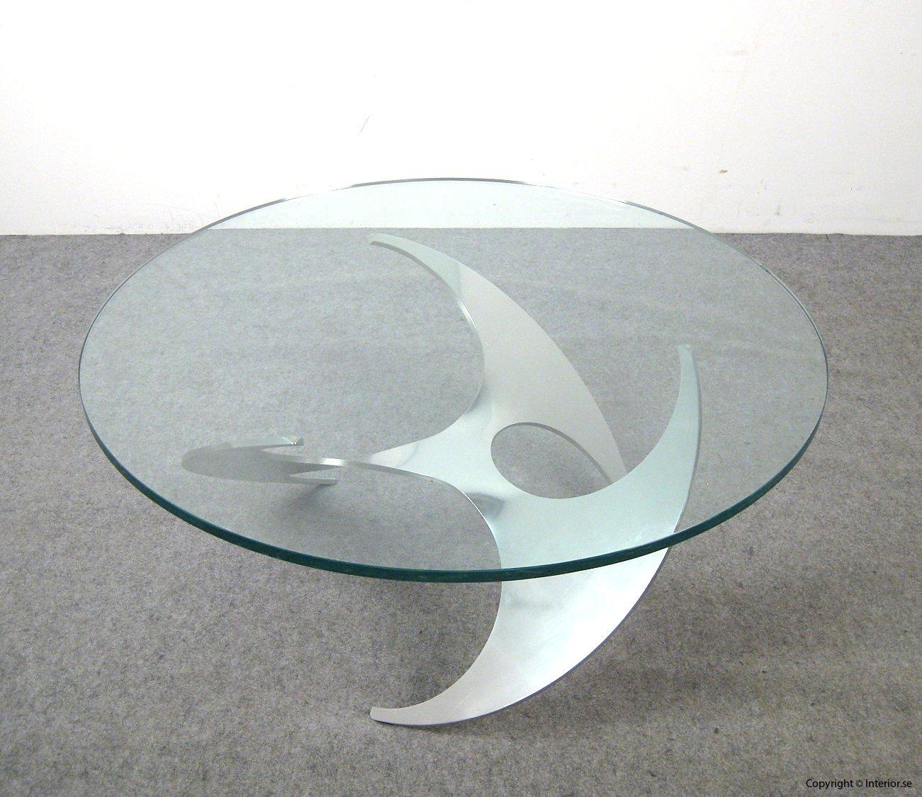 Soffbord coffee table couchtisch, Ronald Schmitt Propeller - Knut Hesterberg 3