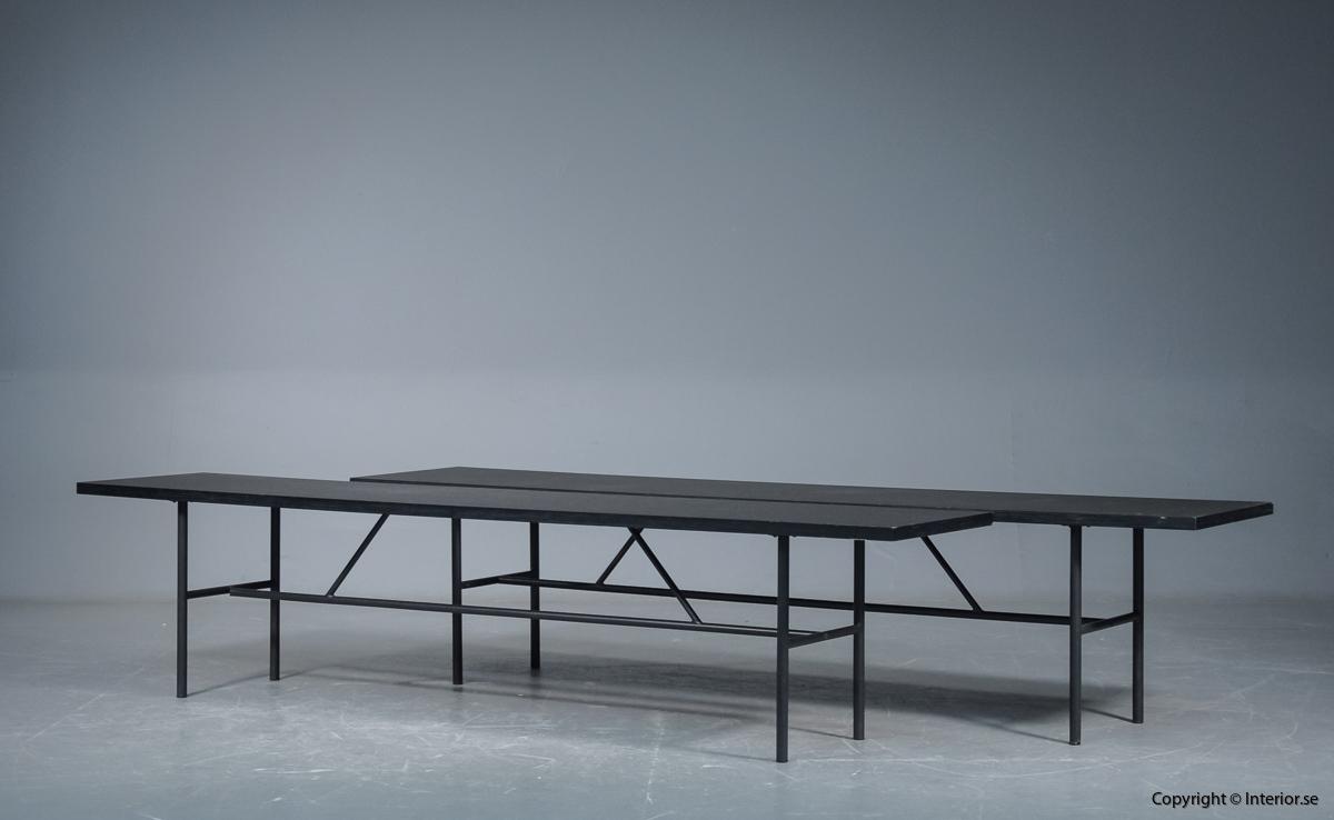 Bänkar sitzbank Bankje, HAY  Sara Bench - 200 cm 2