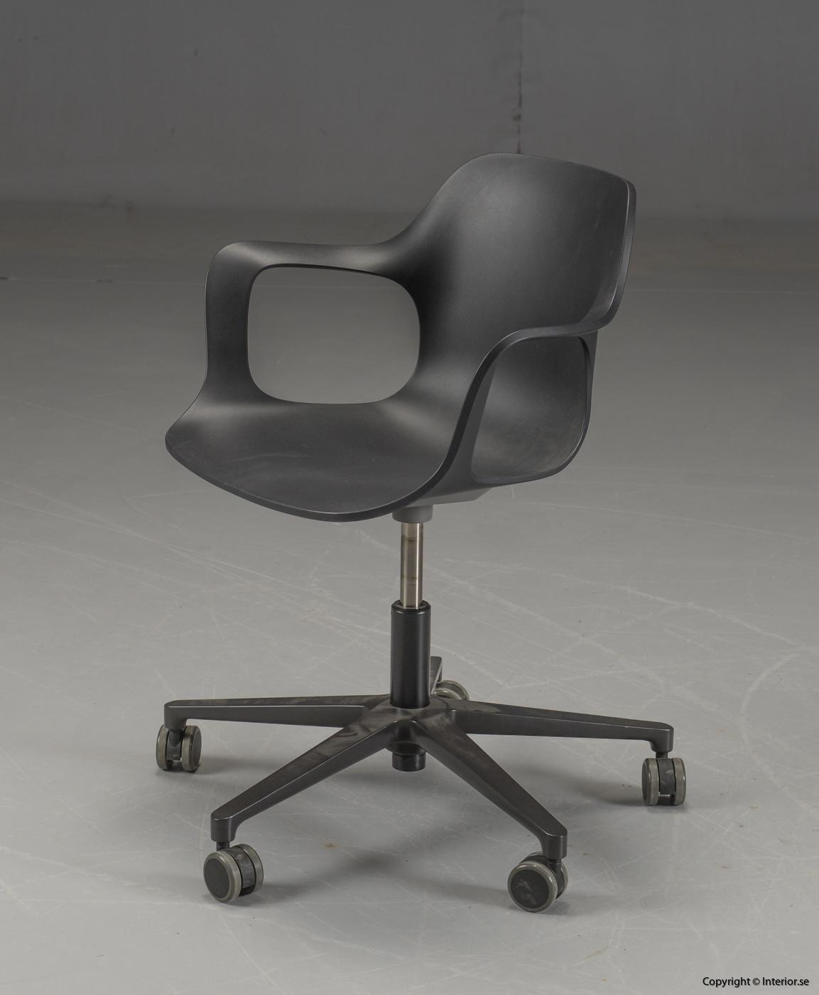Kontorsstol Bureaustoel Bürostuhl Vitra HAL Armchair Studio - Jasper Morrison