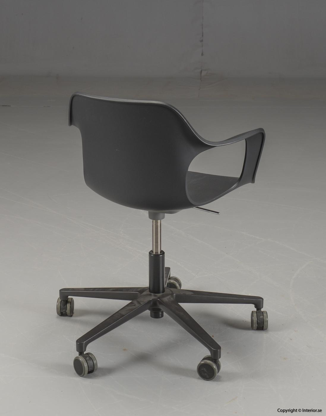 Kontorsstol Bureaustoel Bürostuhl Vitra HAL Armchair Studio - Jasper Morrison 4