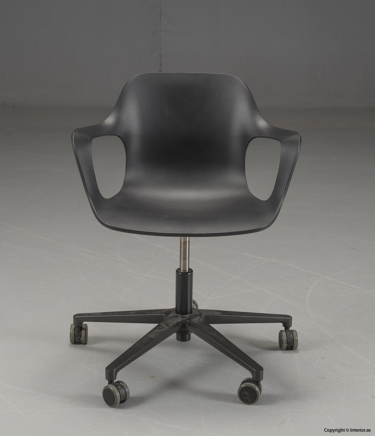 Kontorsstol Bureaustoel Bürostuhl Vitra HAL Armchair Studio - Jasper Morrison 2