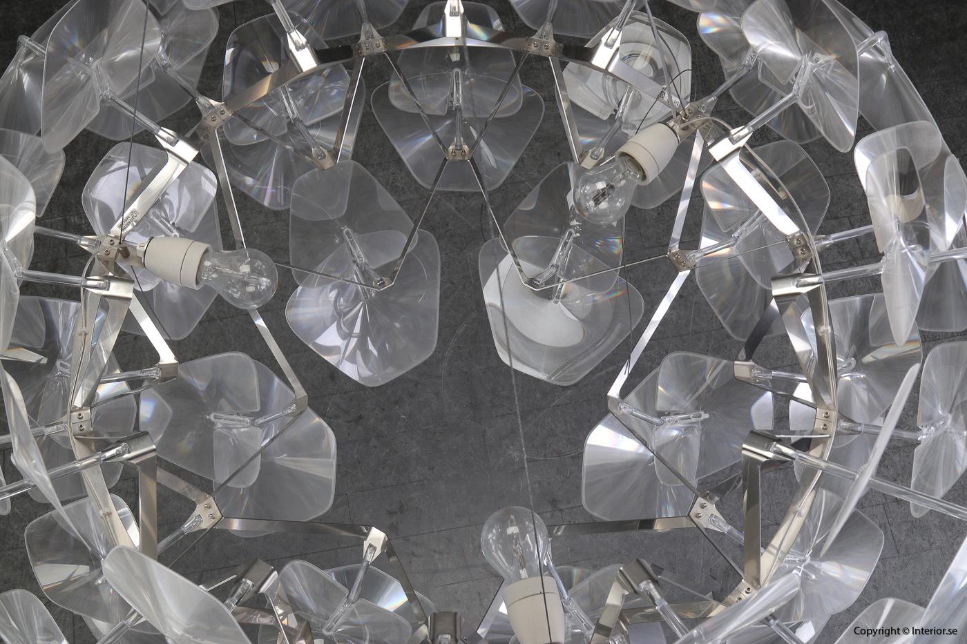 Pendel, LucePlan Hope 110 cm - Francisco Gomez & Paolo Rizzatto 6