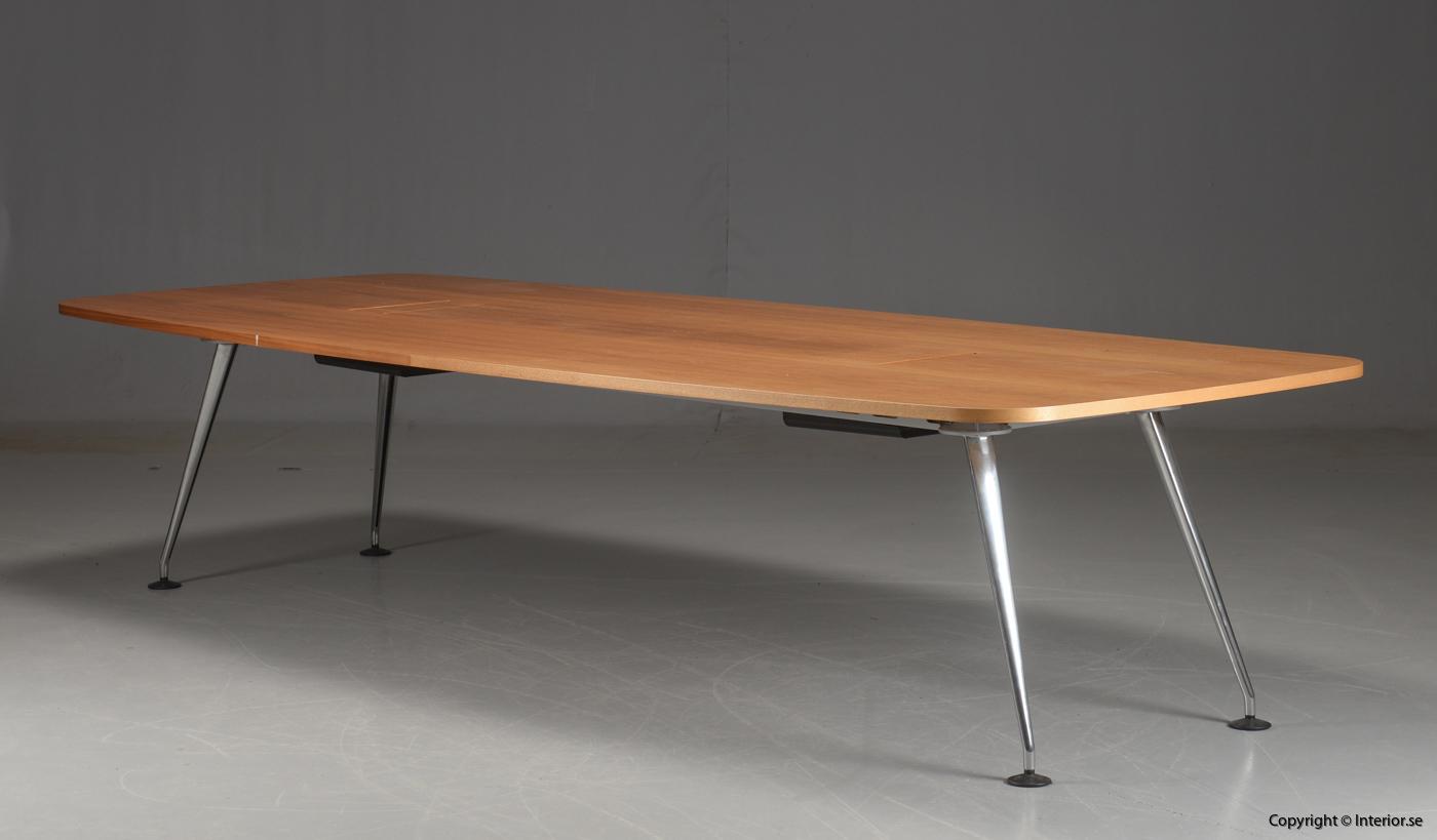 Konferensbord conference table konferenztisch Vitra Medamorph 320 cm - Alberto Meda