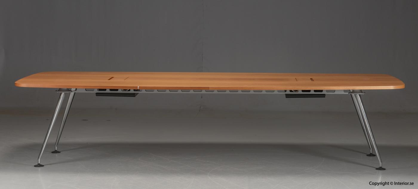 Konferensbord conference table konferenztisch Vitra Medamorph 320 cm - Alberto Meda 2