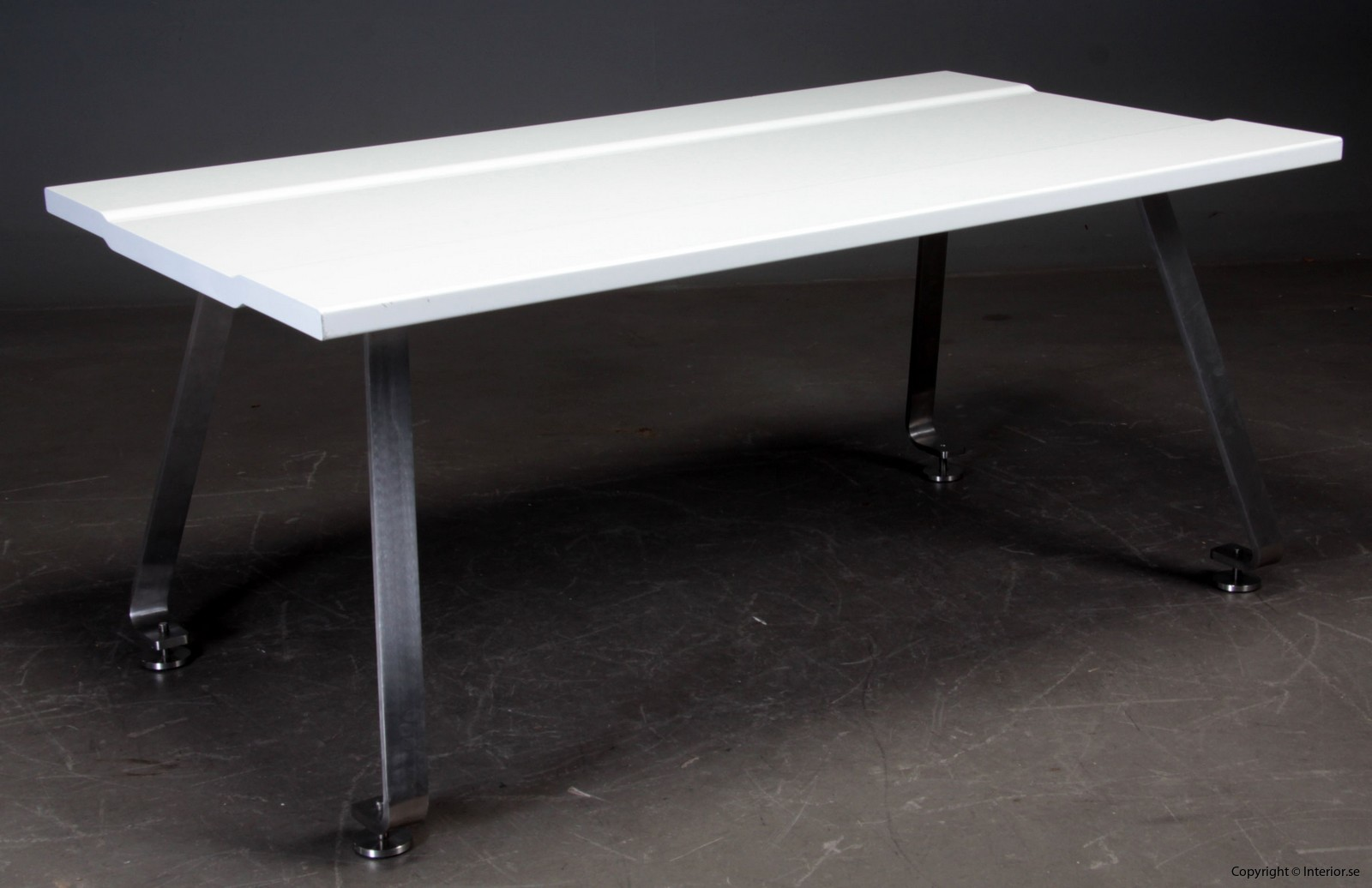 Unikt konferensbord conference table, Design Johannes Torpe danish design - 180 x 100 cm