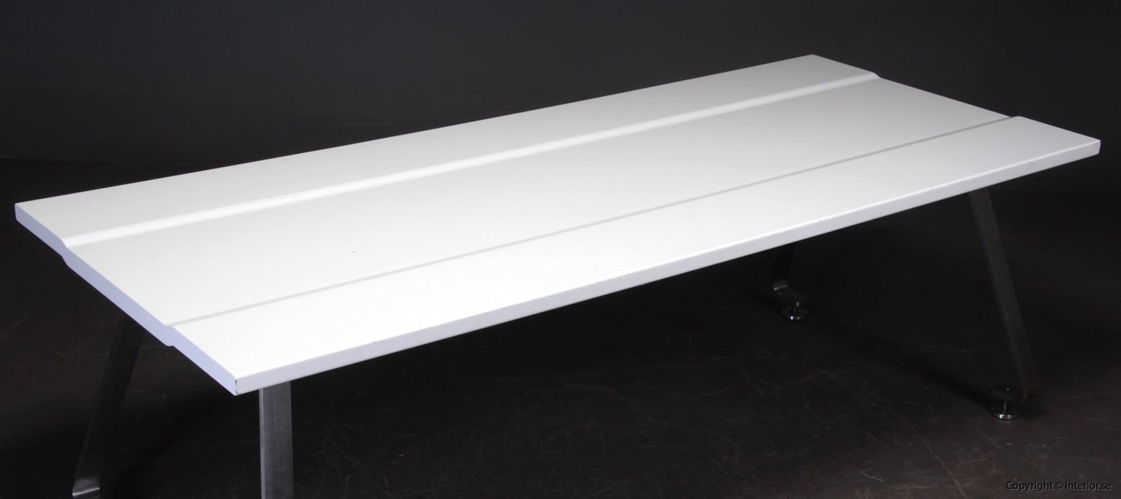 Unikt konferensbord konferenztisch table, Design by Johannes Torpe - 240 x 100 cm3