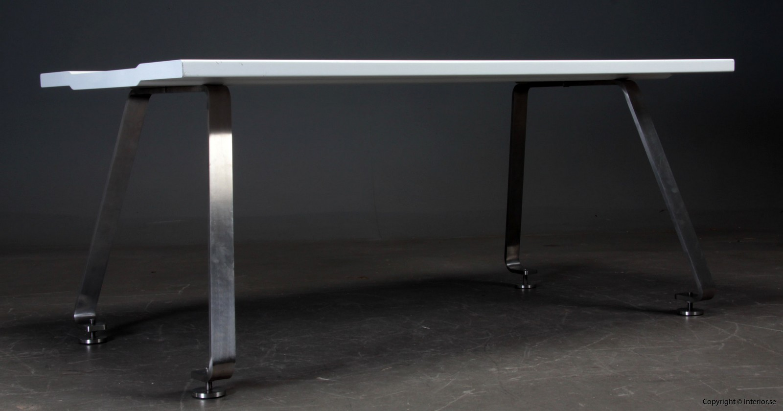 Unikt konferensbord conference table, Design Johannes Torpe danish design - 180 x 100 cm 2