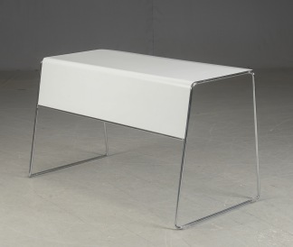 Skrivbord, HOWE Tutor Double - 123 cm