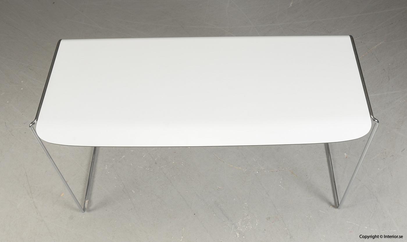 Skrivbord desk schreibtische, HOWE Tutor Dubbel - 123 cm  3