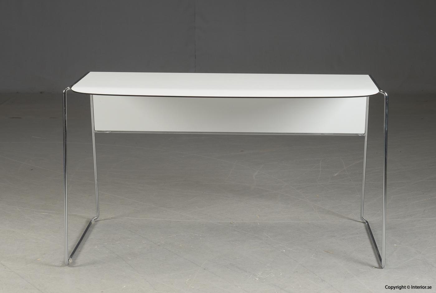 Skrivbord desk schreibtische, HOWE Tutor Dubbel - 123 cm  2