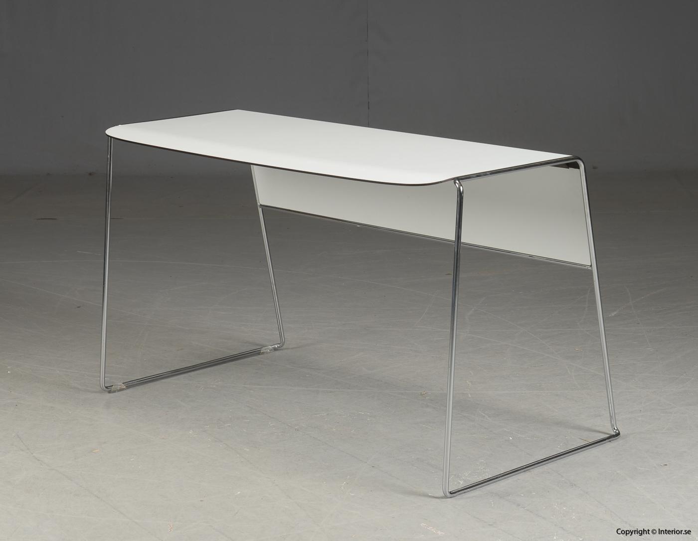 Skrivbord desk schreibtische, HOWE Tutor Dubbel - 123 cm