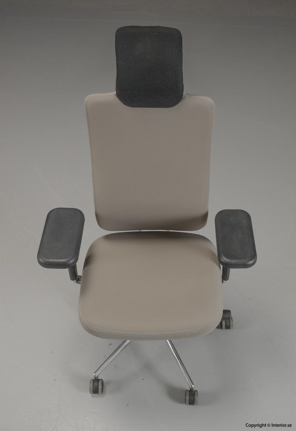 Kontorsstol, Vitra HeadLine Office Chair -   Mario & Claudio Bellini 3