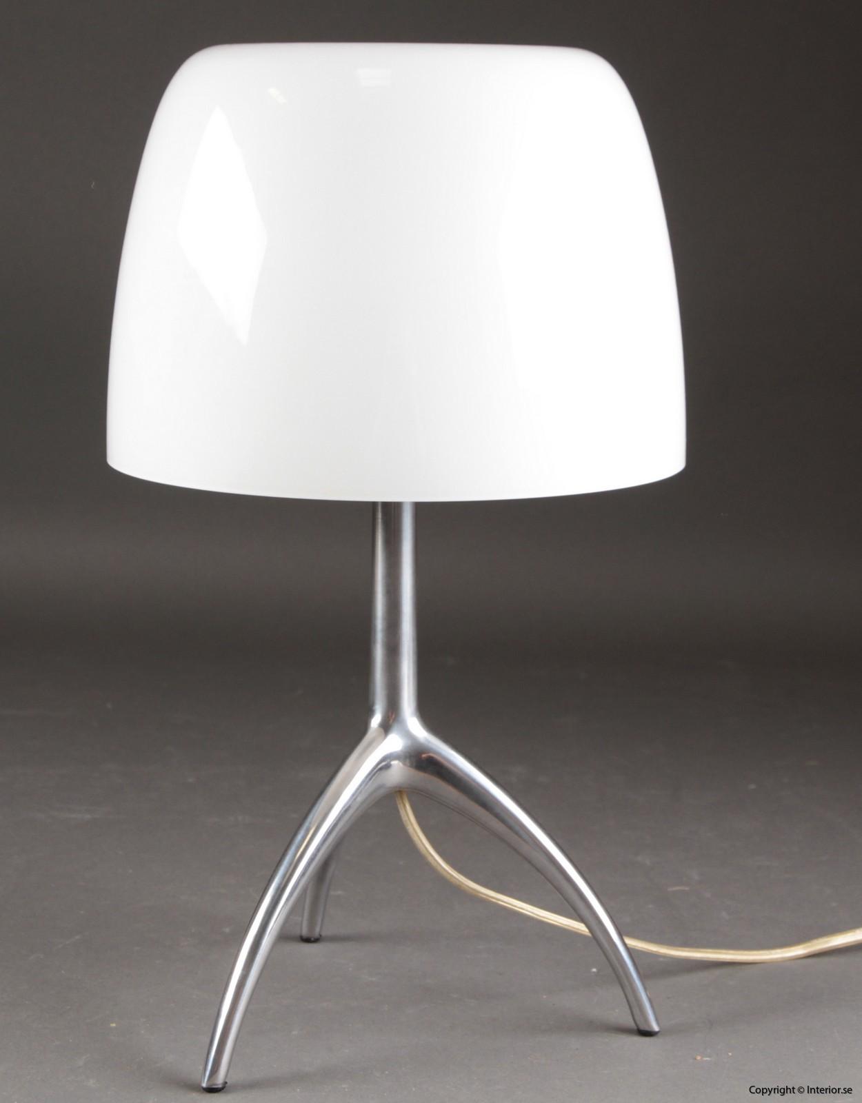 Bordslampa, Foscarini Lumiere 05 Piccola -  Rodolfo Dordoni
