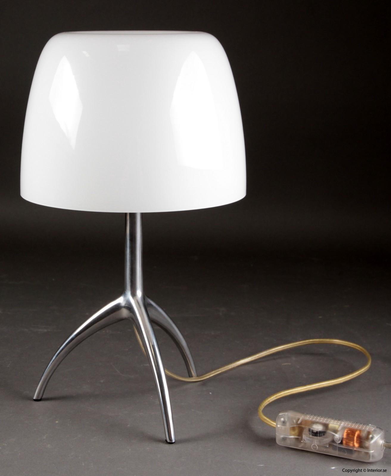 Bordslampa, Foscarini Lumiere 05 Piccola -  Rodolfo Dordoni  4